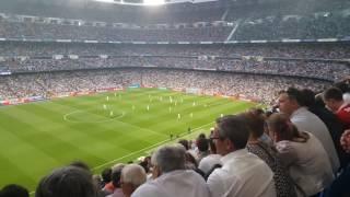 השער של ריאל מדריד בחצי גמר נגד מנצ'סטר סיטי