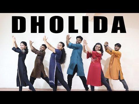 Dholida Dance Choreography | Group Dance | Akshay Bhosale