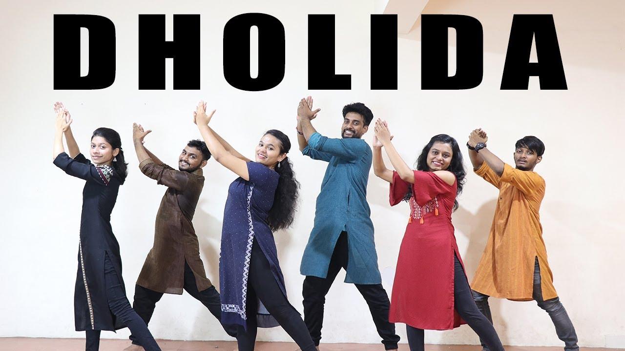 Dholida Dance Choreography   Group Dance   Akshay Bhosale