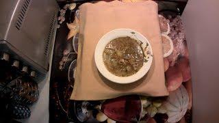 Русская кухня: Гречневый суп с курицей и грибами