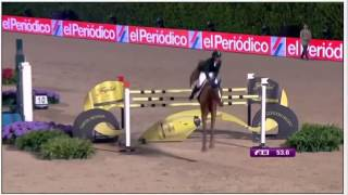 Percurso  Marlon Zanotelli - 11/10/14 Furusiyya FEI Nations Cup™ Final 2014 - Barcelona
