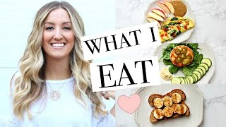 WHAT I EAT | Listening to Your Body | Day in the Life thumbnail