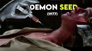 Demon Seed 1977 Explained in Hindi | Demon Seed Movie Explained Hindi Detailed