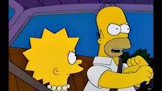 Lisa conduciendo (latino) - la vida es una lenteja