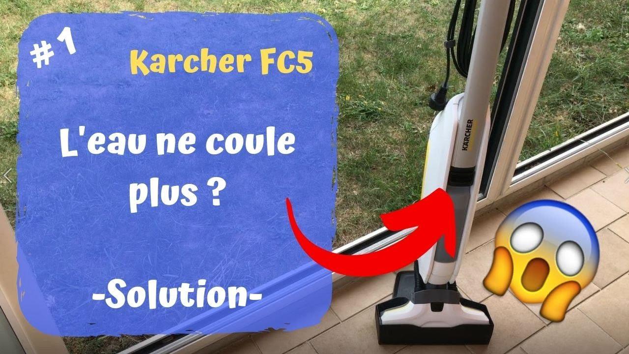 Download Karcher FC5 L'eau ne coule plus
