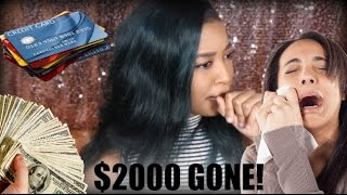 STORYTIME: SHE STOLE OVER $2,000 FROM HER MOMS CREDIT CARD!