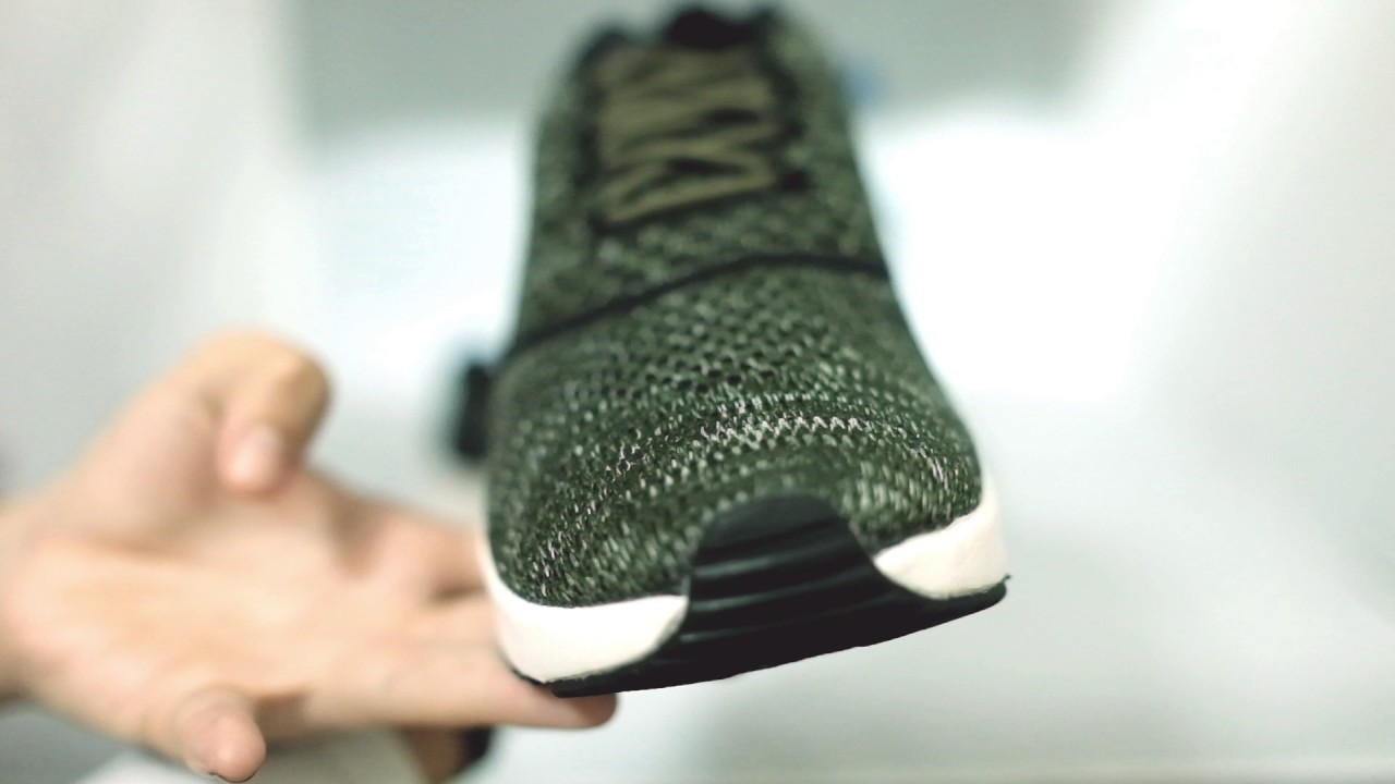 sale retailer d194c 74024 Nike Airmax Thea Ultra Flyknit Olive Green Black White