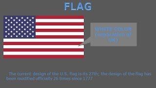 Symbolism of the US flag and seal