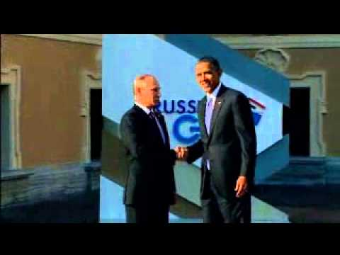 Obama dominant over Putin at G20