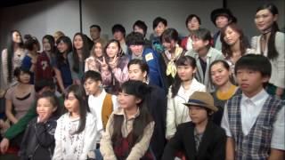 2017/1/22 渋谷で開催されましたTOKYO IT GIRL COLLECTION AVILLASTAGE...
