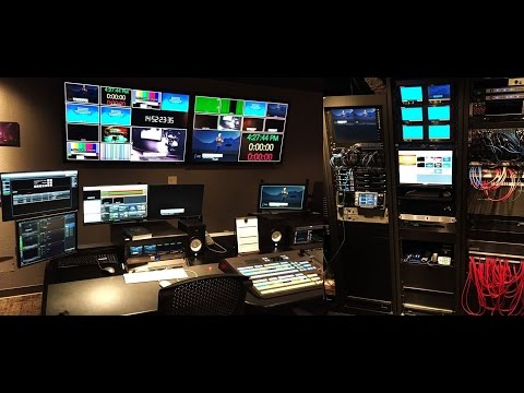 Live Tour: Video Production