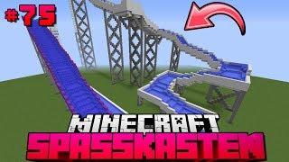 XXL WASSERRUTSCHEN?! - Minecraft Spasskasten #75 [Deutsch/HD]