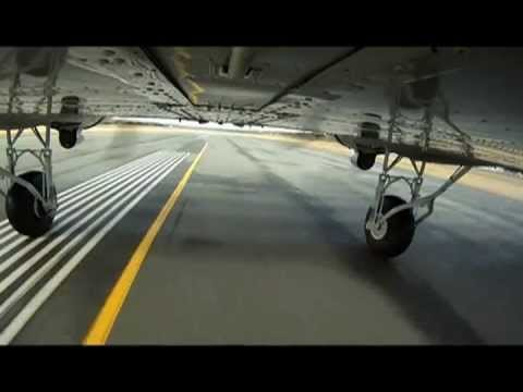 How To Take Off And Land A DC-3