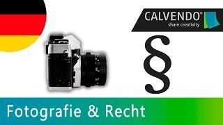 Calvendo   Fotografie und Recht