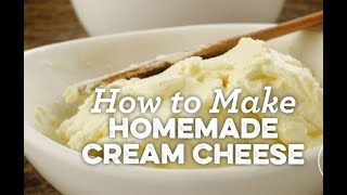 Cream Cheese | Cream Cheese recipe at home | Secret ingredient of red velvet cake & cheese cake