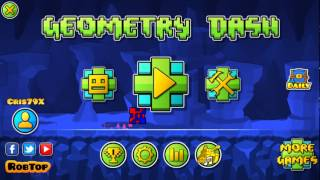 Geometry Dash 2.1 Download Link Here! :D Steam And Android!