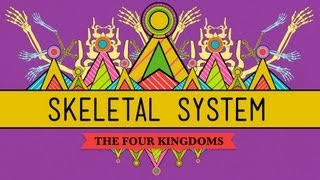 Download The Skeletal System: It's ALIVE! - CrashCourse Biology #30 Mp3 and Videos