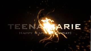 Happy Birthday Teena!