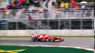 GP F1 Canada 2013 - Montréal - Essais Libres 1 - Tribune 24
