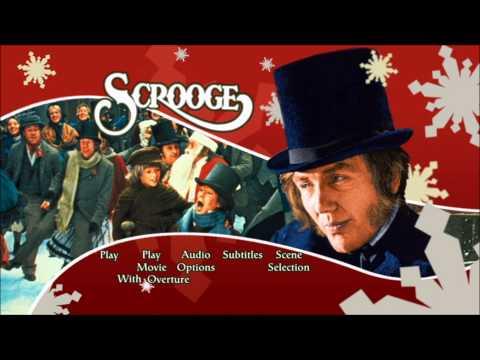 Scrooge [Musical] UK DVD Menu [Region 2]