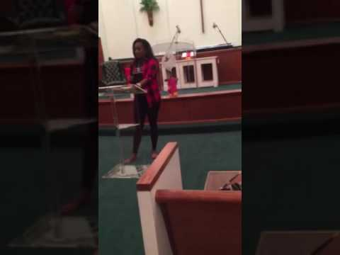 Le'Andria Johnson Worship Medley