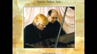 Satie-  ThreeTiny Layer Cakes/Polka; Satie- The Eccentric Beauty/Piano Duo Porchkhidze& Shinov