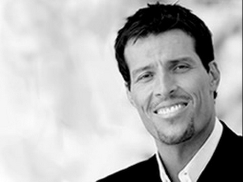 The Power of Positive Thinking by Tony Robbins 2017 Motivational Speech