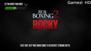 Real Boxing 2:Rocky Gameplay Best Box Game for Android/Ios