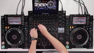 Pioneer DJ DJM-V10 Mix - House DJ Set!