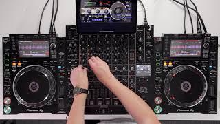 Gambar cover Pioneer DJ DJM-V10 Mix - House DJ Set!
