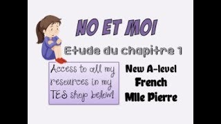 chapter 1 - No et moi
