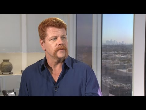 'The Walking Dead' Season 5 - Michael Cudlitz Interview