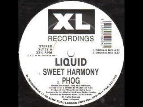 Liquid - Sweet Harmony
