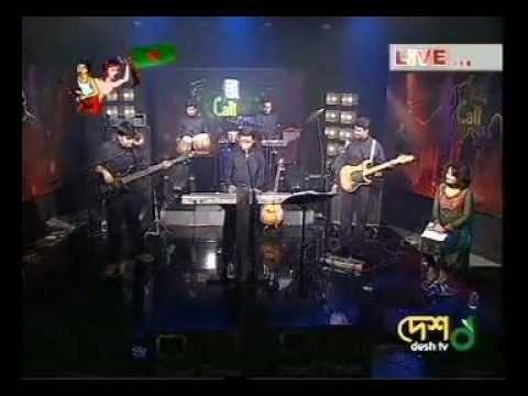 Lucky Akhond - Jekhane Shimanto Tomar (Full Song) (Call Er Gaan)
