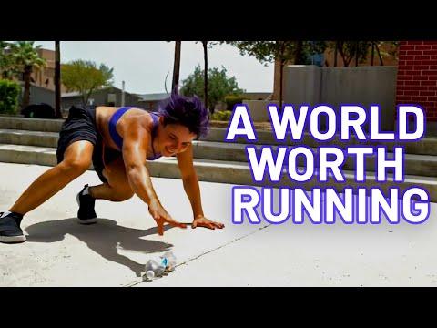 A World Worth Running | Michelob ULTRA
