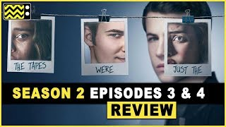 13 Reasons Why Season 2 Episodes 3 & 4 Review & Reaction   AfterBuzz TV
