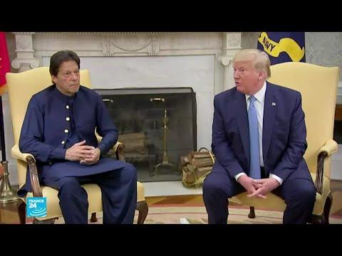 ترامب يقترح التوسط بين الهند وباكستان في مسألة إقليم كشمير  - نشر قبل 25 دقيقة
