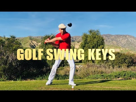 MY GOLF SWING KEYS