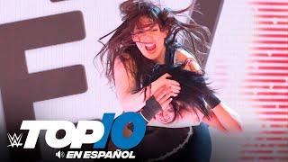 Top 10 Mejores Momentos de SmackDown En Español: WWE Top 10, Jul 10, 2020
