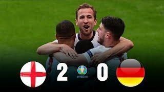 Англия обыграла Германию Конец эпохи Лёва Англия Германия обзор