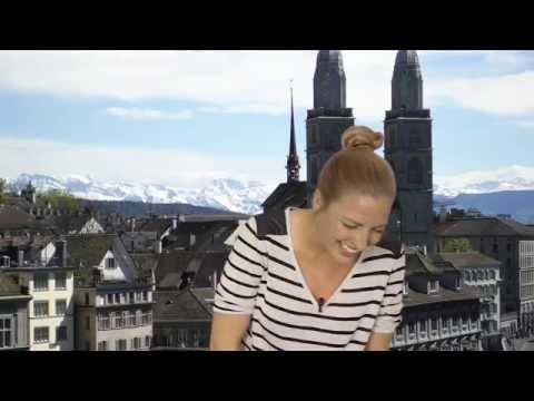 "Blooper Reel from ""English vs. German vs. Swiss German (Zurich) vs. Swiss German (Valais)"
