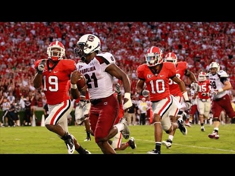 South Carolina vs. Georgia 2011 HD [1080]