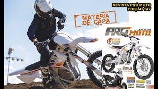 Alta Motors, detalhes sobre a moto elétrica off-road