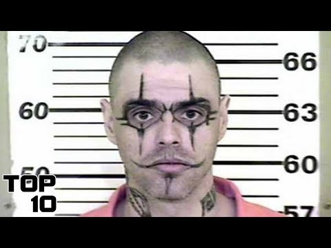 Top 10 Scary Criminals On The Loose