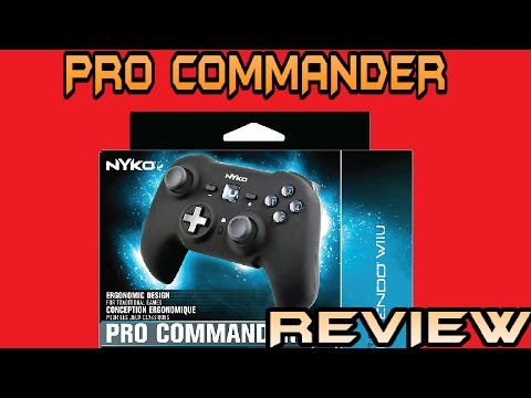 Nyko Pro Commander Review!