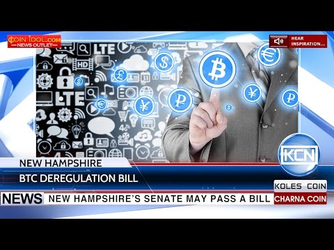 KCN New Hampshire senate considers bill to protect bitcoin users