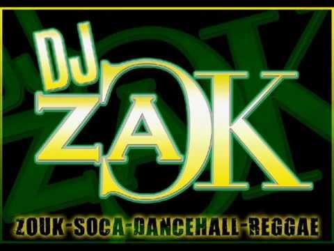Mix ZouK Rétro - Eske ou ka Sonjé..?? An Tan ZouK Té ZouK..DeeJay ZacK