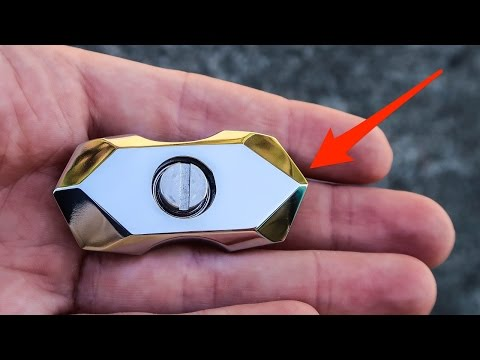 DIY Fidget Spinner!! Super Easy!! ZIP TIES