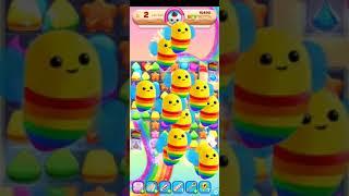 Cookie Jam Blast Game Play Walkthrough Rainbow Run Levels 251-260 screenshot 4