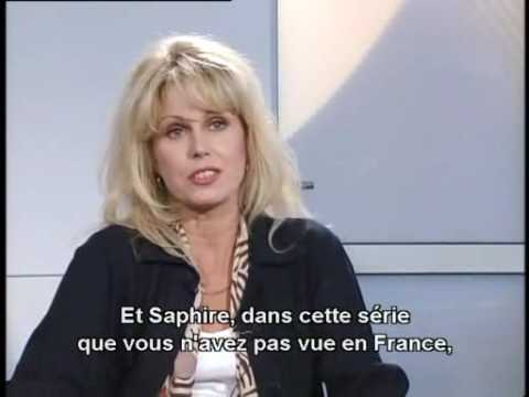 Absolutely Fabulous interview 1996 (French TV Saunders & Lumley)
